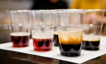 Dark beer test October 2016