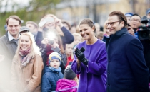 Sweden crown princess Victoria